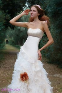 สีสรรชุดแต่งงาน