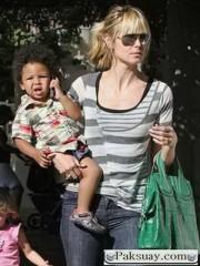 เซเลป Heidi Klum กับลูกๆ 3 คน