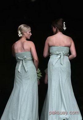 ชุดแต่งงานแบบเจ้าหญิง