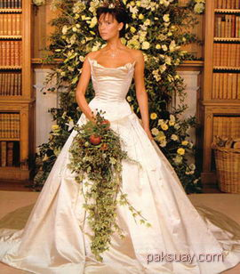 ทรงผมเจ้าสาวแต่งงาน