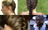youtube   French Braids DIY 