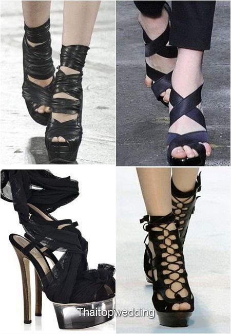 เทรนด์การแต่งตัว 2011 แฟชั่นทรงผม รองเท้าเสื้อผ้า