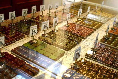ช็อกโกแลต atelier Du Chocolat