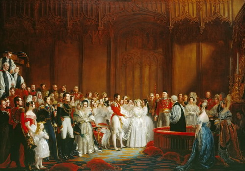 ประวัติ ชุดแต่งงาน สีขาว ในงานแต่งงานสากล