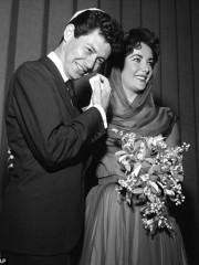 Eddie Fisher ภาพใน งานแต่งงาน