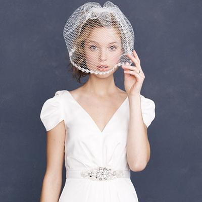 แบบผมสั้น เจ้าสาว ชุดแต่งงาน