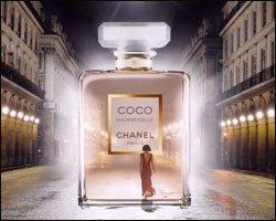 โฆษณา Coco Mademoiselle