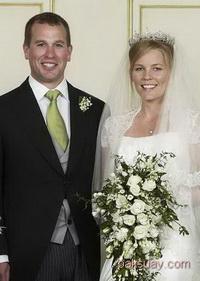 ชุดแต่งงานแบบเจ้าหญิง Royal Wedding ปี2008