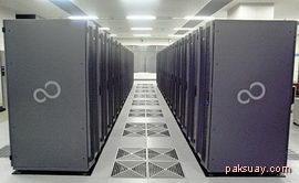 ซูเปอร์คอมพิวเตอร์ Riken Fujitsu
