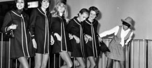 แมรี่ ควานท์ แบบสั้น แฟชั่น 1960s ลุคอังกฤษ