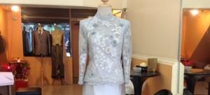 แบบชุดเดรสคุณแม่ ชุดแม่เจ้าสาวหรูๆ แฟชั่นชุดไปงานผู้ใหญ่ Leela Rose Moda