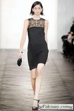 Dress ดำ ชุดเดรส