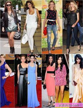 ชุดไปงานเก๋ๆดารา สุดยอด 10 best women dresses 2009