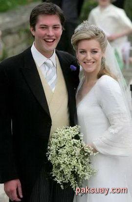 ชุดแต่งงานเจ้าหญิง ในอดีต