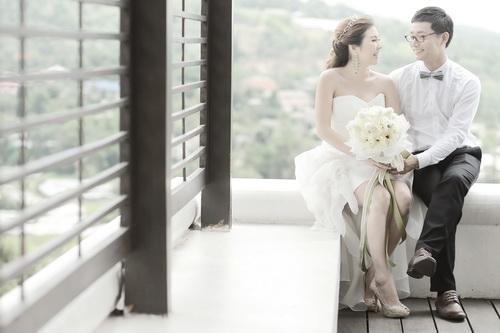 รูปชุดแต่งงาน ชุดไทย คุณก้อย เอก