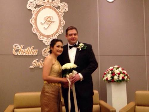 รูปชุดแต่งงาน ชุดไทย คุณป้อม
