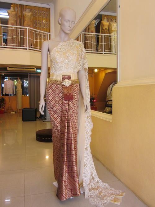 ชุดไทย ชุดไทยแต่งงาน น่าเลือก น่าสน