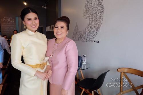 ชุดไทย สีสวยๆ