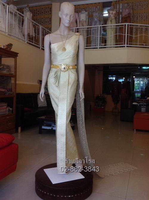 ชุดไทย ชุดไทยแต่งงาน
