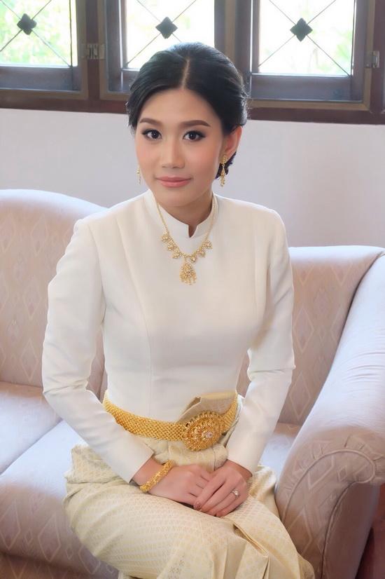 ชุดไทยบรมพิมาน ชุดเจ้าสาว